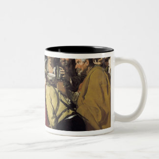 Triumph of Bacchus, 1628 Two-Tone Coffee Mug