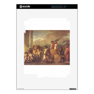 Triumph of Bonaparte and Peace by Pierre-Paul Decals For iPad 2