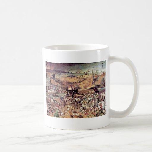 Triumph Of Death By Bruegel D. Ä. Pieter Mug