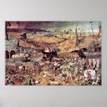 Triumph Of Death By Bruegel D. Ä. Pieter Poster