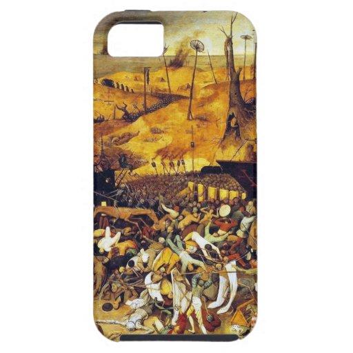 Triumph of Death (by Pieter Bruegel) iPhone 5 Cover