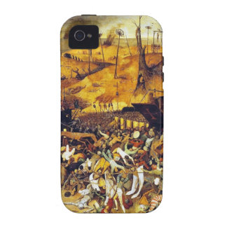 Triumph of Death by Pieter Bruegel Vibe iPhone 4 Covers