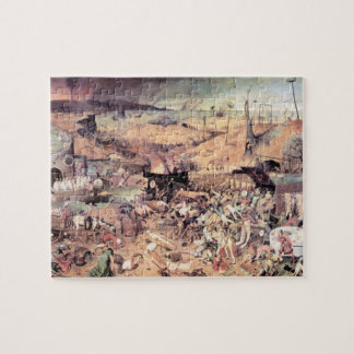 Triumph of Death by Pieter Bruegel Jigsaw Puzzle