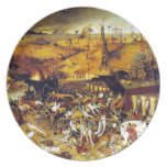 Triumph of Death (by Pieter Bruegel) Plate