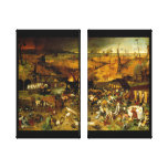 Triumph of Death Wrapped Canvas Gallery Wrapped Canvas
