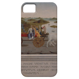 Triumph of Federigo da Montefeltro, Duke of Urbino iPhone SE/5/5s Case