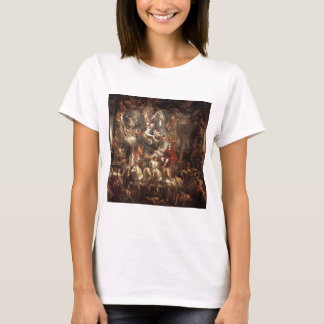 Triumph of Frederik Hendrik by Jacob Jordaens T-Shirt