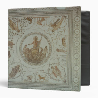 Triumph of Neptune and the Four Seasons 3 Ring Binder