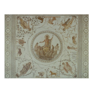Triumph of Neptune and the Four Seasons Postcard