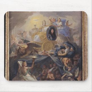 Triumph of Religion, 1686 Mouse Pad