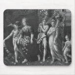 Triumph of Spring Mouse Pad