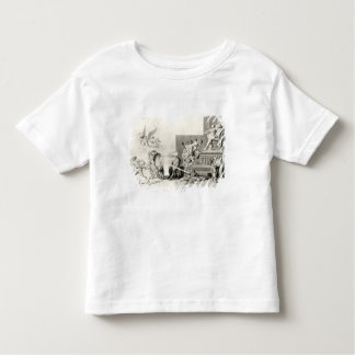 Triumph of the French People over the Monarchy Tee Shirt