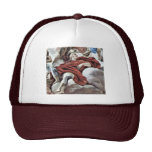 Triumph Of The Medici In The Clouds Of Mount Olymp Mesh Hat
