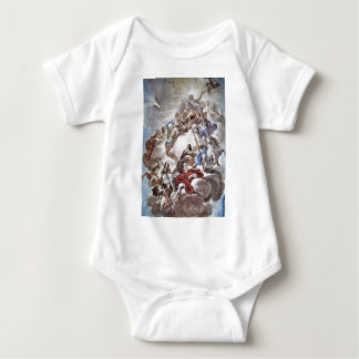 Triumph Of The Medici In The Clouds Of Mount Olymp Tee Shirts