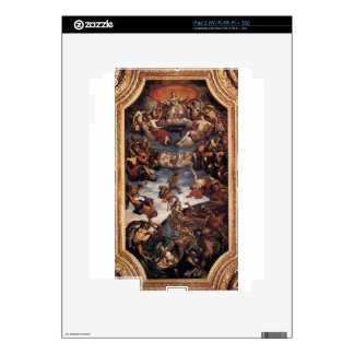 Triumph of Venice by Tintoretto Decals For iPad 2