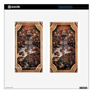 Triumph of Venice by Tintoretto Skin For Kindle Fire