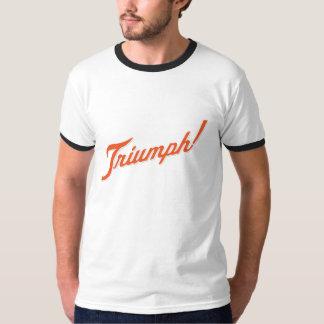 Triumph ringer T-shirt