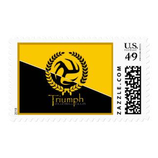 Triumph Stamp