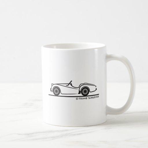 Triumph TR2 Coffee Mug