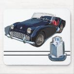 Triumph TR3 Alfombrillas De Ratones