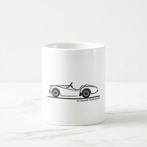 Triumph TR3 Tazas