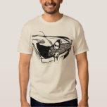 Triumph TR4 A Dynamic Car Hikingduck Shirt
