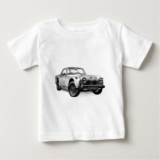 TRIUMPH TR4 INK BABY T-Shirt