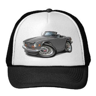 Triumph TR6 Grey Car Trucker Hat
