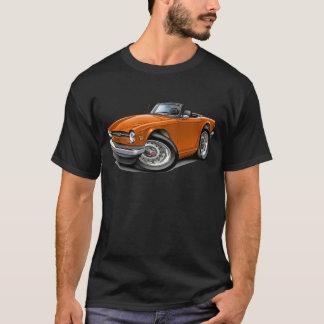 Triumph TR6 Orange Car T-Shirt