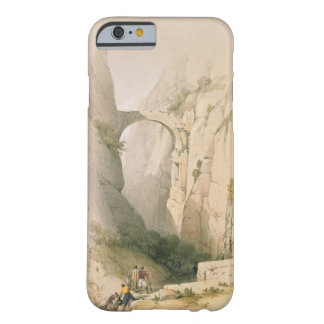 Triumphal Arch crossing the Ravine leading to Petr Barely There iPhone 6 Case