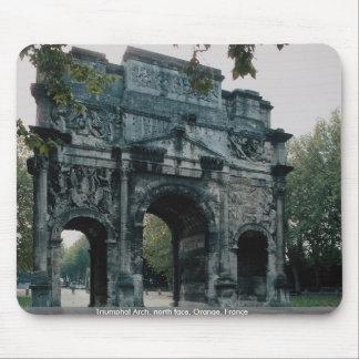 Triumphal Arch, north face, Orange, France Mouse Pad