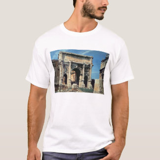 Triumphal Arch of Septimius Severus, dedicated in T-Shirt