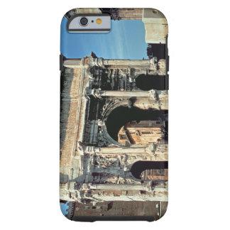 Triumphal Arch of Septimius Severus, dedicated in Tough iPhone 6 Case