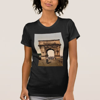 Triumphal Arch of Titus Rome Italy classic Photo Tee Shirts