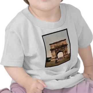 Triumphal Arch of Titus Rome Italy classic Photo Tee Shirt