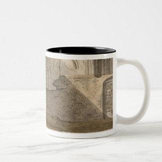 Triumphal Arch, Tripoli, plate 4 from 'A Narrative Two-Tone Coffee Mug