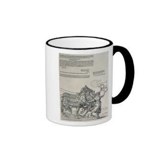 Triumphal Chariot of Emperor Maximilian I Ringer Mug