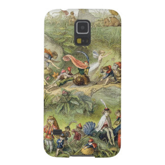 Triumphal March of the Elf-King, illustration from Case For Galaxy S5