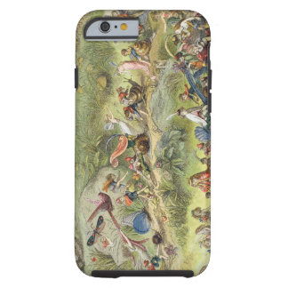 Triumphal March of the Elf-King, illustration from Tough iPhone 6 Case