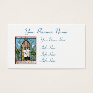 Triumphant Holy Day Business Card