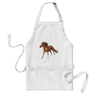 Triumphant Horse Adult Apron
