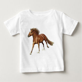 Triumphant Horse Baby T-Shirt