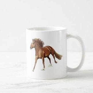Triumphant Horse Coffee Mug