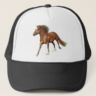 Triumphant Horse Trucker Hat
