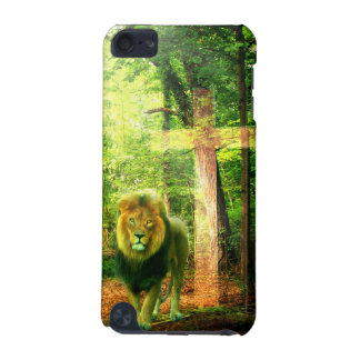 Triumphant King iPod Touch (5th Generation) Cases