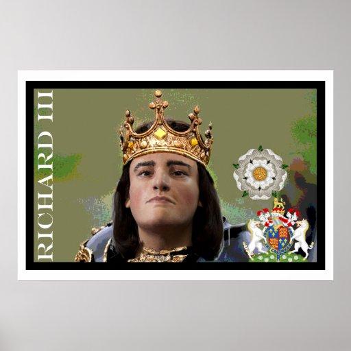 Triumphant Richard III Poster