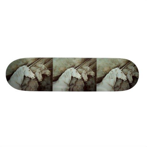 Triumphant Trio Skateboard