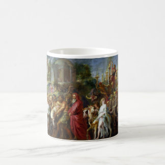Triumphs of Caesar Peter Paul Rubens painting Coffee Mug
