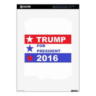 Triunfo 2016 pegatinas skins para iPad 3