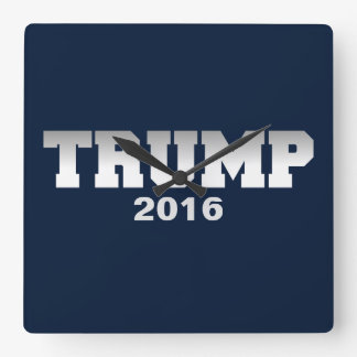 Triunfo 2016 reloj cuadrado
